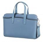 """Samsonite Dámská taška na notebook 15,6"""" Nefti Blue/navy"""