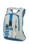 SAMSONITE Batoh S+ Paradiver L Star Wars R2 D2 Blue