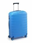 Roncato Kufr Box 2.0 malý 55/20 Spinner S Hard Light blue
