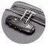 Roncato Kufr M Hydra Upright 55/20 2 kolečka soft Cabin na palubu rozšiřovatelný Nero
