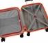 Roncato Fashion kufr Fusion velký 77/28 Spinner L Hard 4 kolečka Large Oranžový